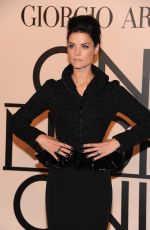 Jaimie Alexander At Giorgio Armani One Night Only Event In New York