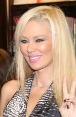 Jenna Jameson At A Book Signing At Barnes & Noble In NYC