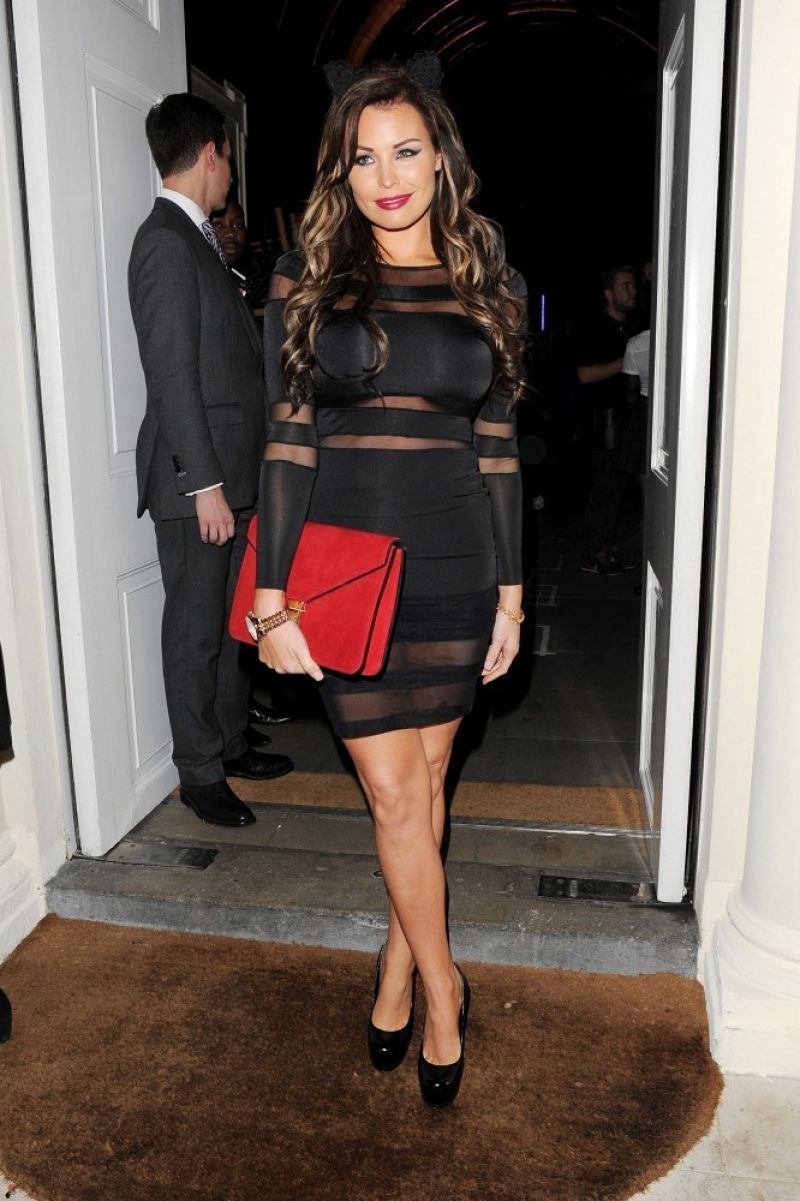jessica wright at claire's halloween party at the sketch club in