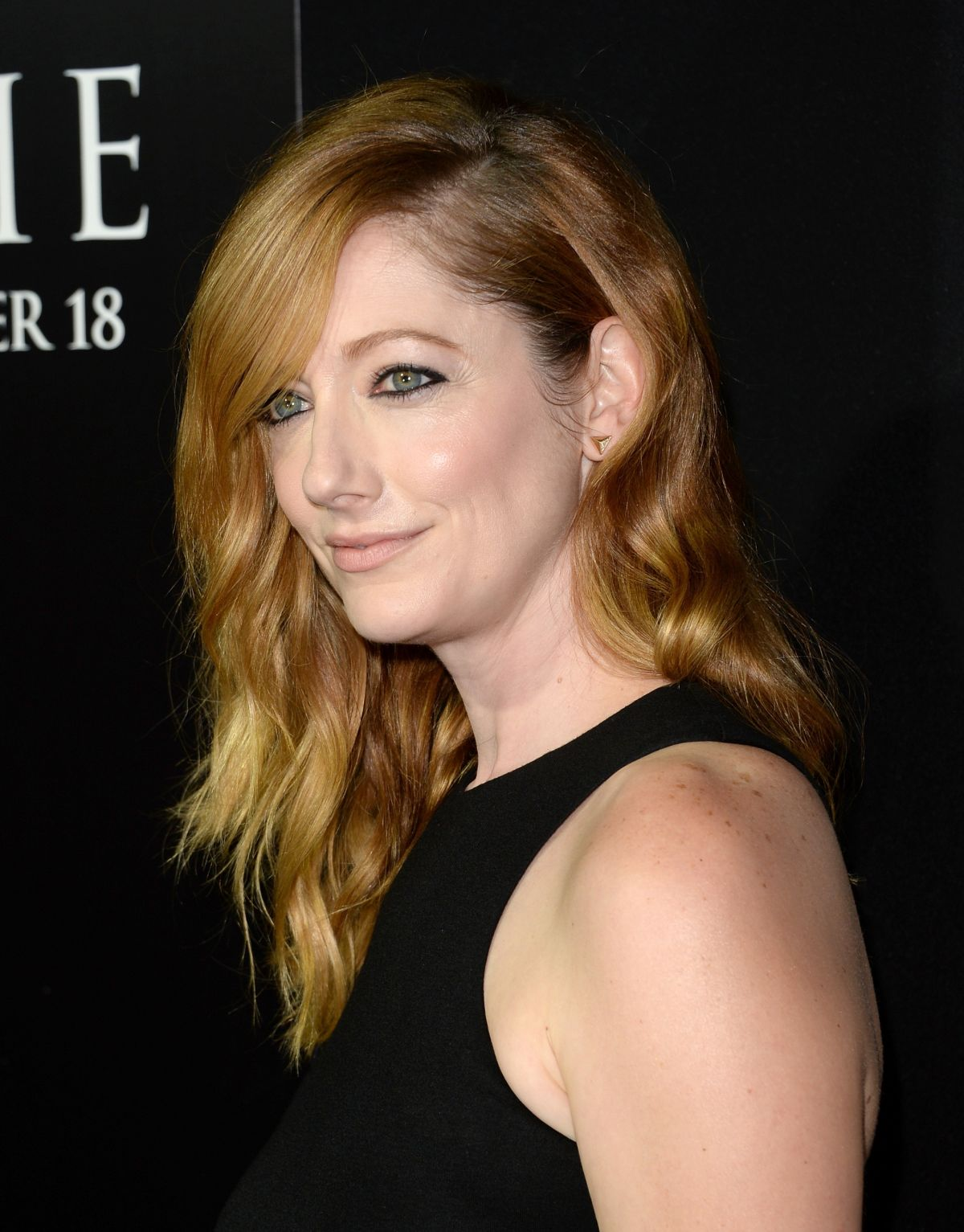 Judy Greer At Premiere Of Carrie At ArcLight Cinemas In ...
