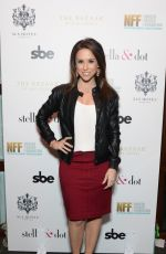 Lacey Chabert At Stella & Dot Trunk Show Benefiting The Noreen Fraser Foundation In LA