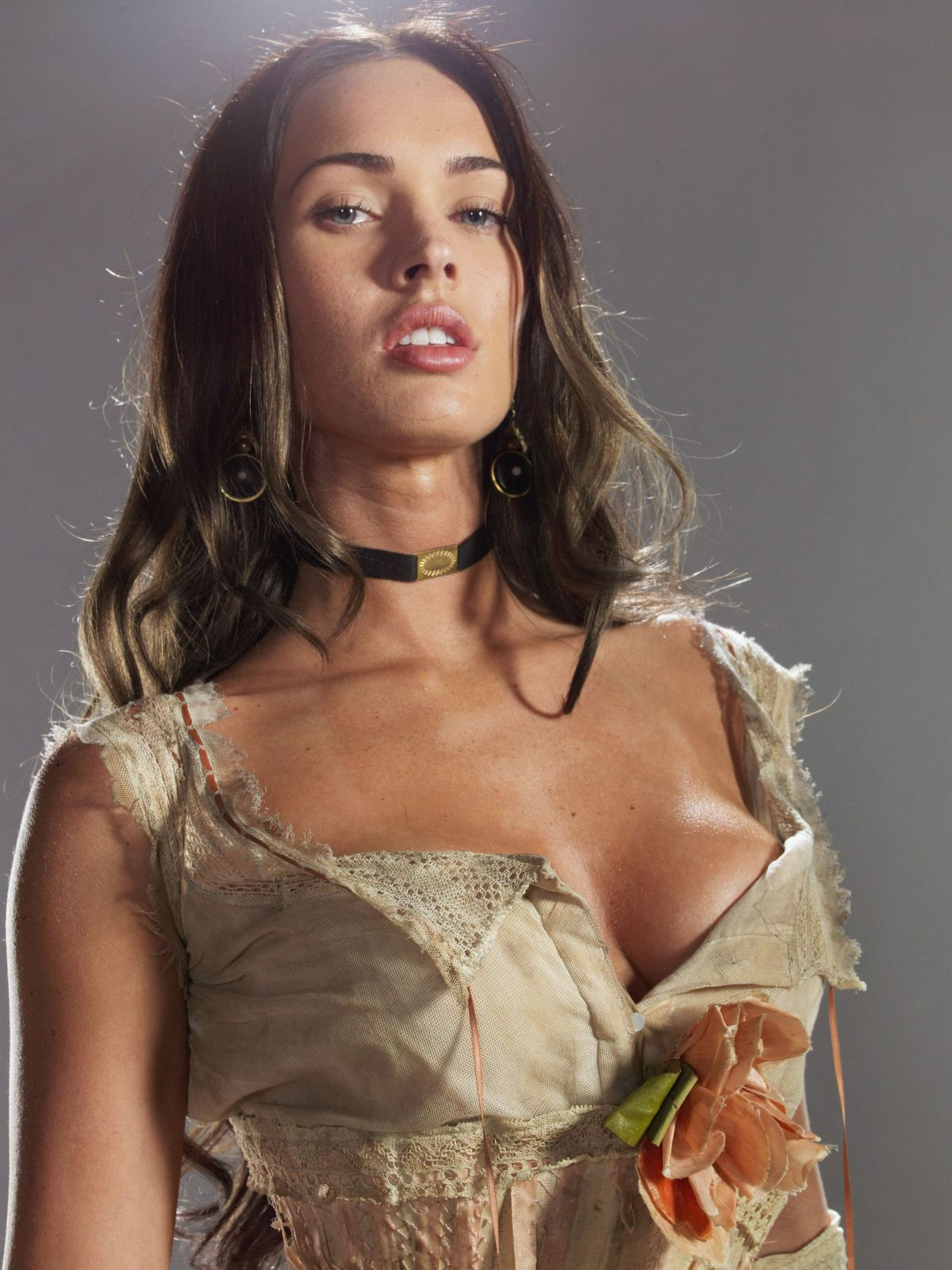 megan fox at jonah hex promo