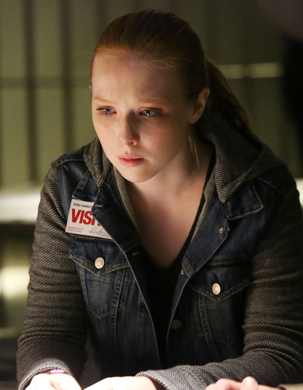 Molly Quinn At Castle, S6 Ep7