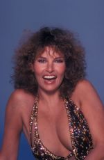 Raquel Welch At Harry Langdon Photoshoot From 1978