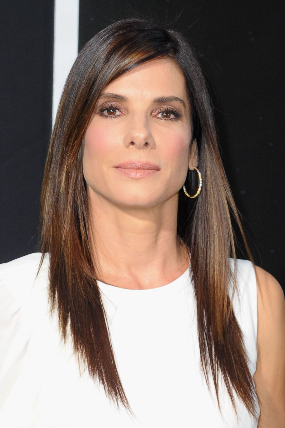 Sandra Bullock At Gravity Premiere In New York City