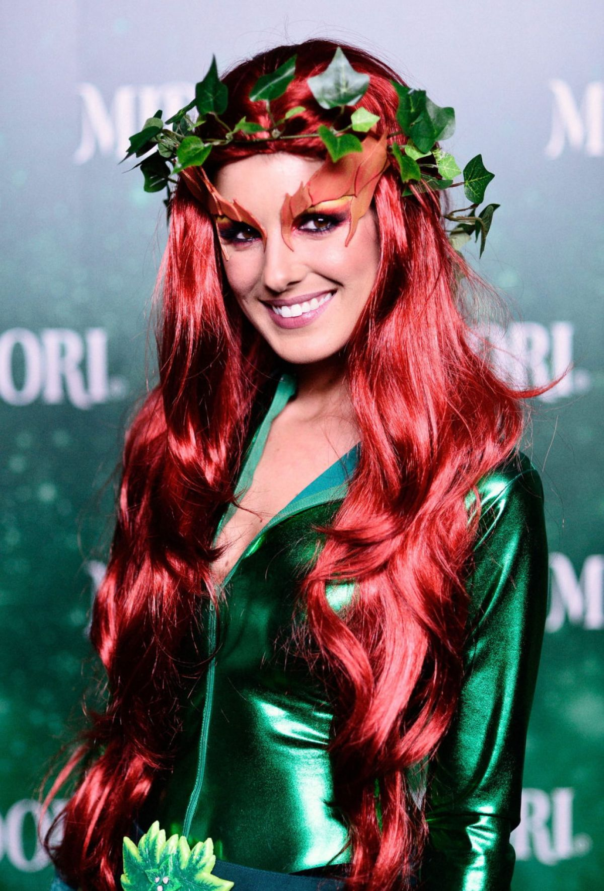 Shenae Grimes At 3rd Annual Midori Green Halloween Party In West ...