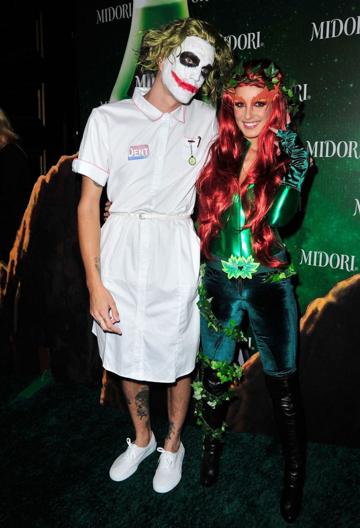 shenae grimes at 3rd annual midori green halloween party in west hollywood - Halloween Parties In Hollywood