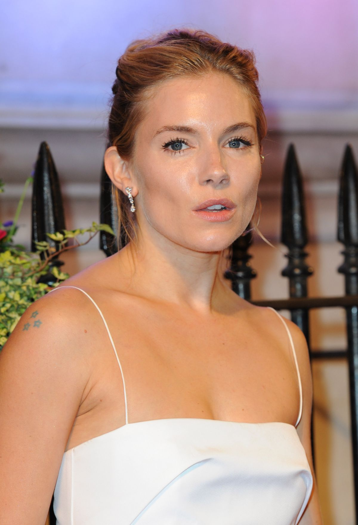 Sienna Miller At BFI Gala Dinner And Auction