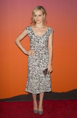Taylor Schilling At 2013 Whitney Gala And Studio Party In NY