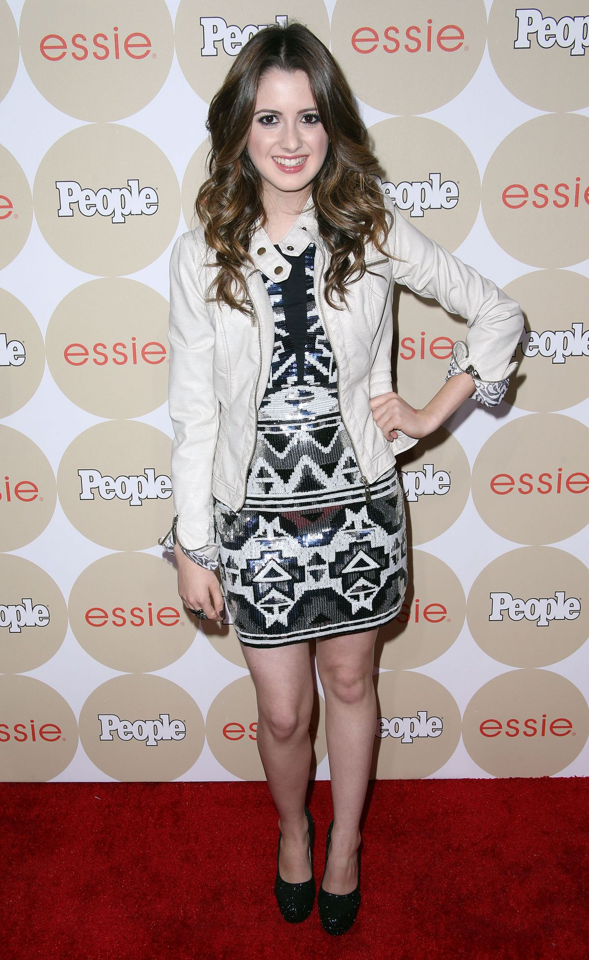 Vanessa & Laura Marano At People's 'ONES To Watch Party ...
