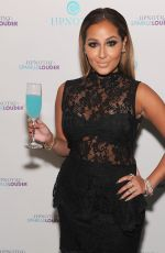 Adrienne Bailon At Sparkle Louder Launch Event In NYC