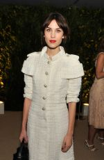Alexa Chung At The Museum Of Modern Art Film Benefit In NYC