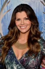 Ali Landry At Frozen Premiere In Hollywood