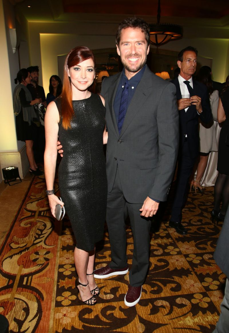 Alyson Hannigan At Equality Now Presents Make Equality