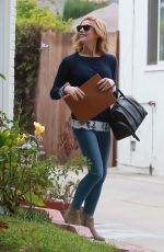 Ashley Greene Out In Encino