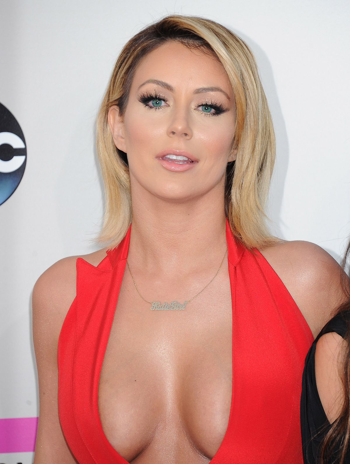 Aubrey O'Day At 2013 American Music Awards