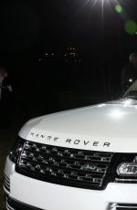 Berenice Marlohe At Range Rover Reception In Beverly Hills