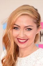 Brandi Cyrus At 2013 American Music Awards