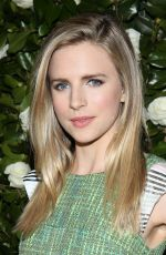 Brit Marling At The Museum Of Modern Art Film Benefit In NYC