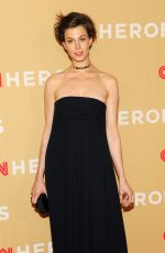 Elettra Wiedemann At The 2013 CNN Heroes An All Star Tribute In NYC