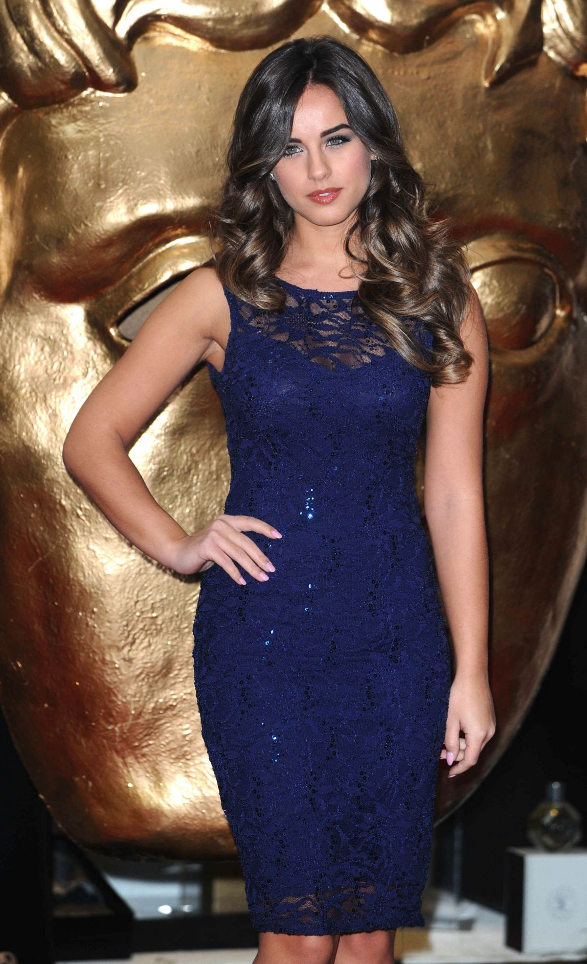 Georgia May Foote At The BAFTA Childrens Awards At Hilton Hotel