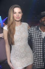 Jayde Nicole Attends The Grand Opening Of Avalon Mohegan Sun In Uncasville City