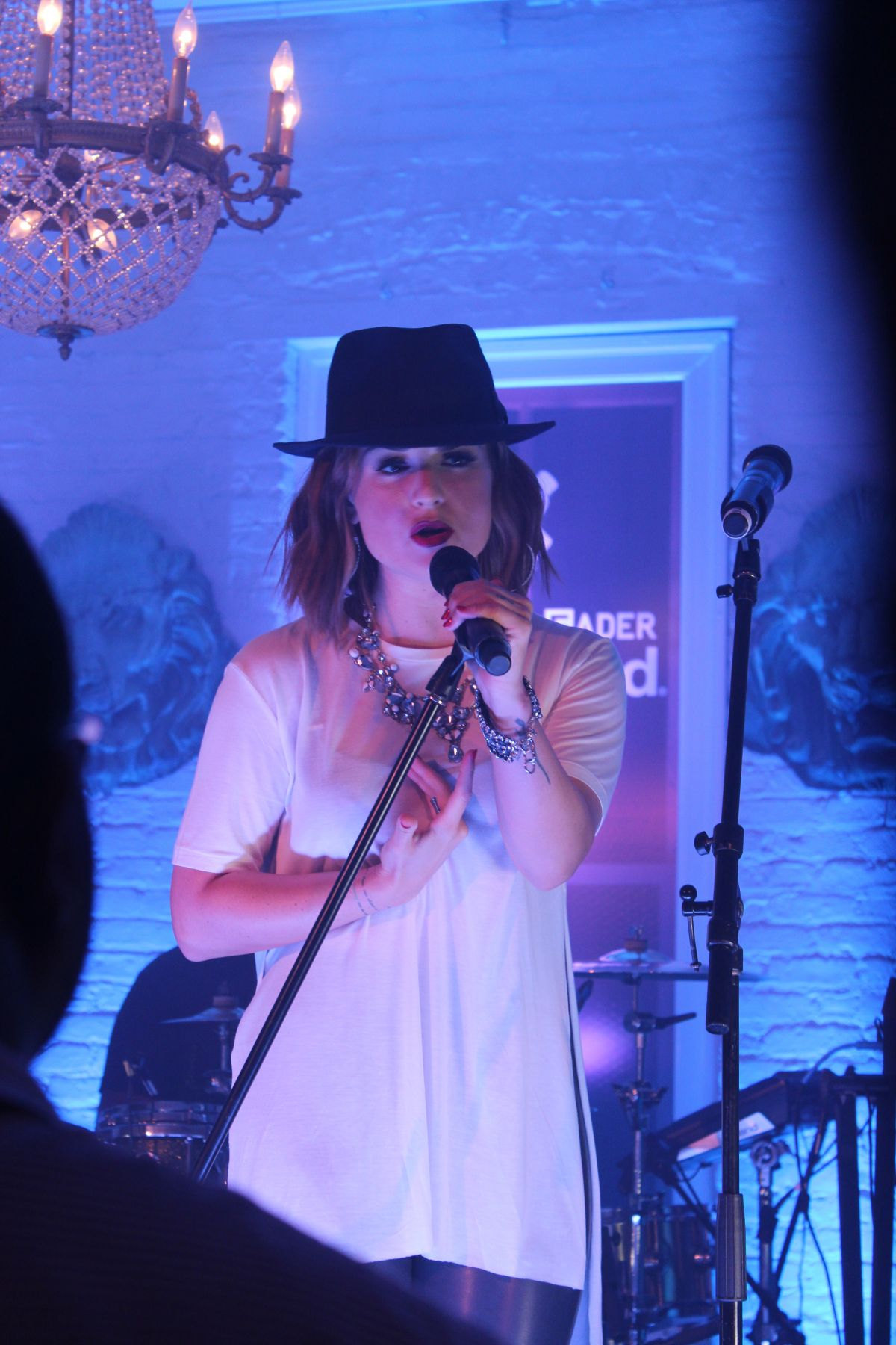 Joanna JoJo Levesque At Private Party