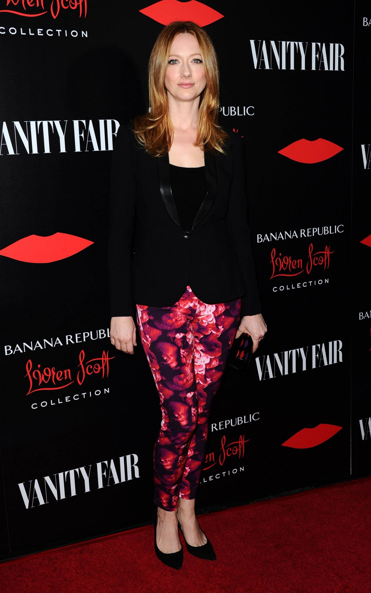 Judy Greer At Banana Republic L
