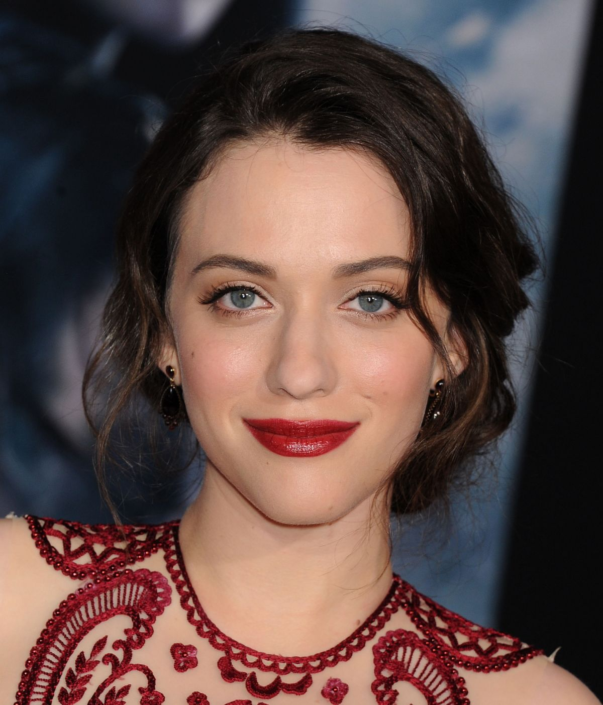 Kat Dennings At Marvel's '