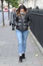Kelly Brook Out In London