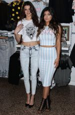 Kendall & Kylie Jenner At Launch Of PacSun Holiday Collection In LA