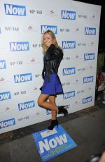 Kimberley Garner At Now Magazine Christmas Party At Soho Sanctum Hotel In London