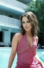 Lacey Chabert At 2003 Jesse Hill Photoshoot