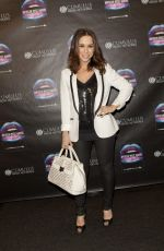Lacey Chabert At American Music Awards Gift Lounge In Los Angeles