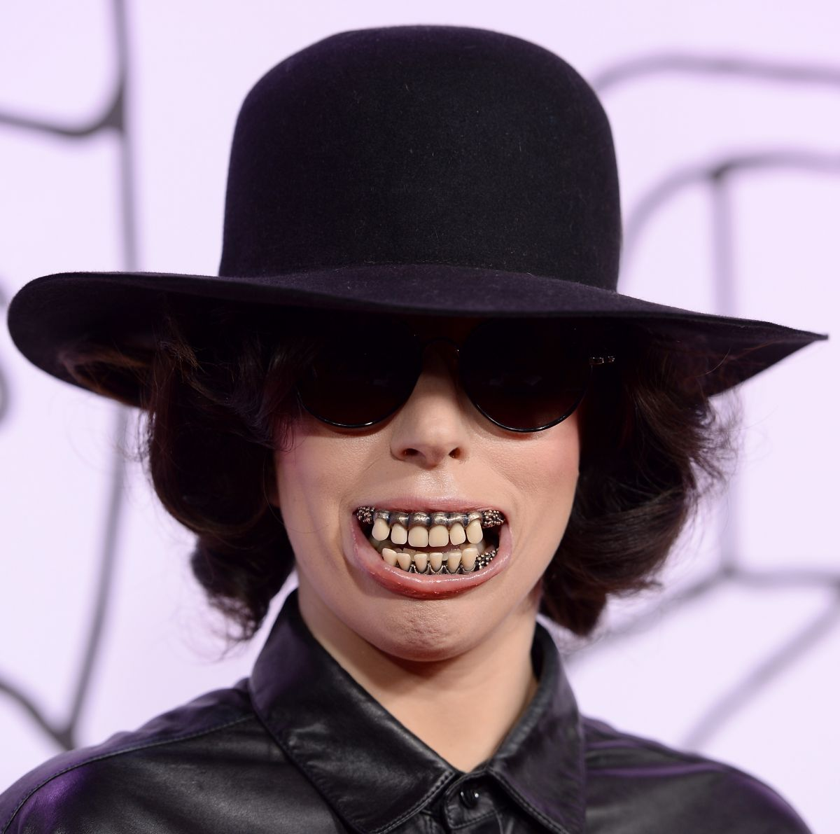Lady Gaga Attends The YouTube Music Awards 2013 In New York