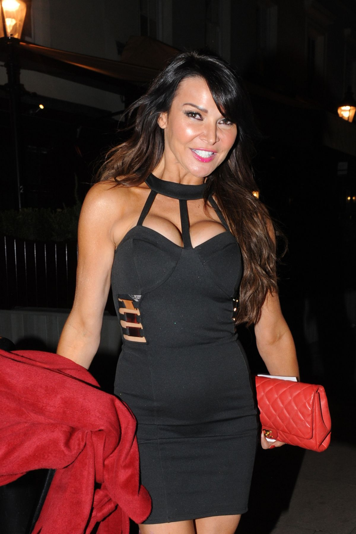 Lizzie Cundy At Loulou