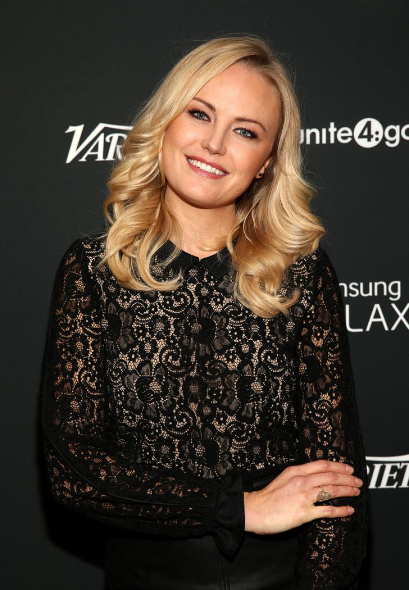 Malin Akerman At Variety Awards Studio In West Hollywood