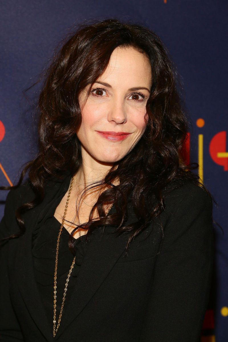 """Mary-Louise Parker At """"After Midnight"""" Broadway Opening Night In New York"""