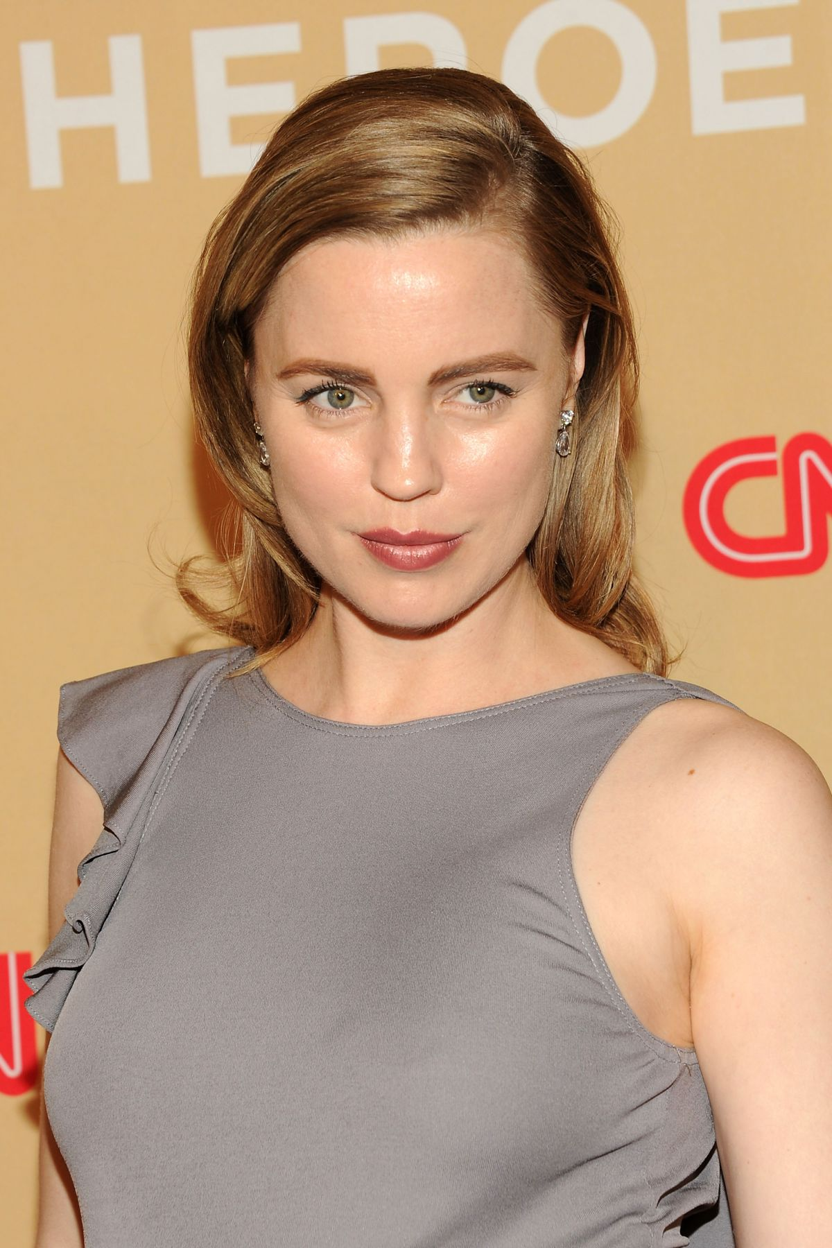 Melissa George At The 2013 CNN Heroes An All Star Tribute In NYC