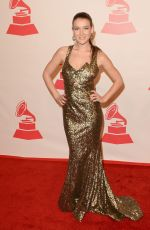 Nathalia Ramos At 2013 Latin Recording Academy Person Of The Year In Las Vegas