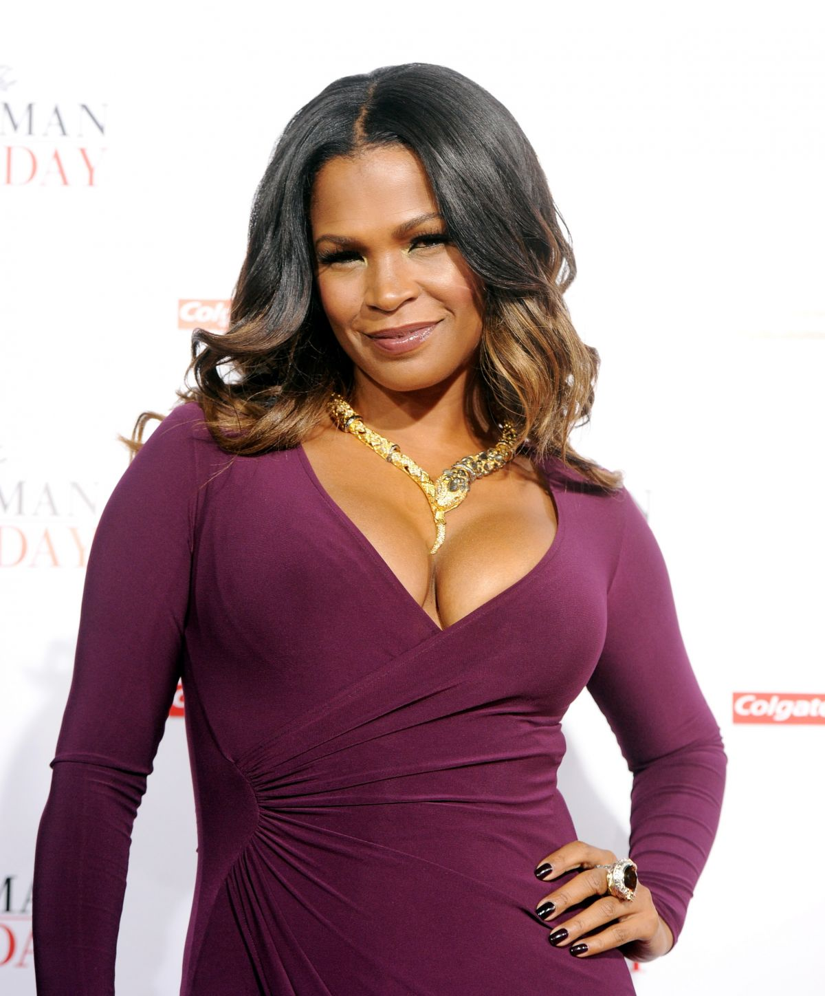 Nia Long At The Best Man Holiday Premiere In La Celebzz