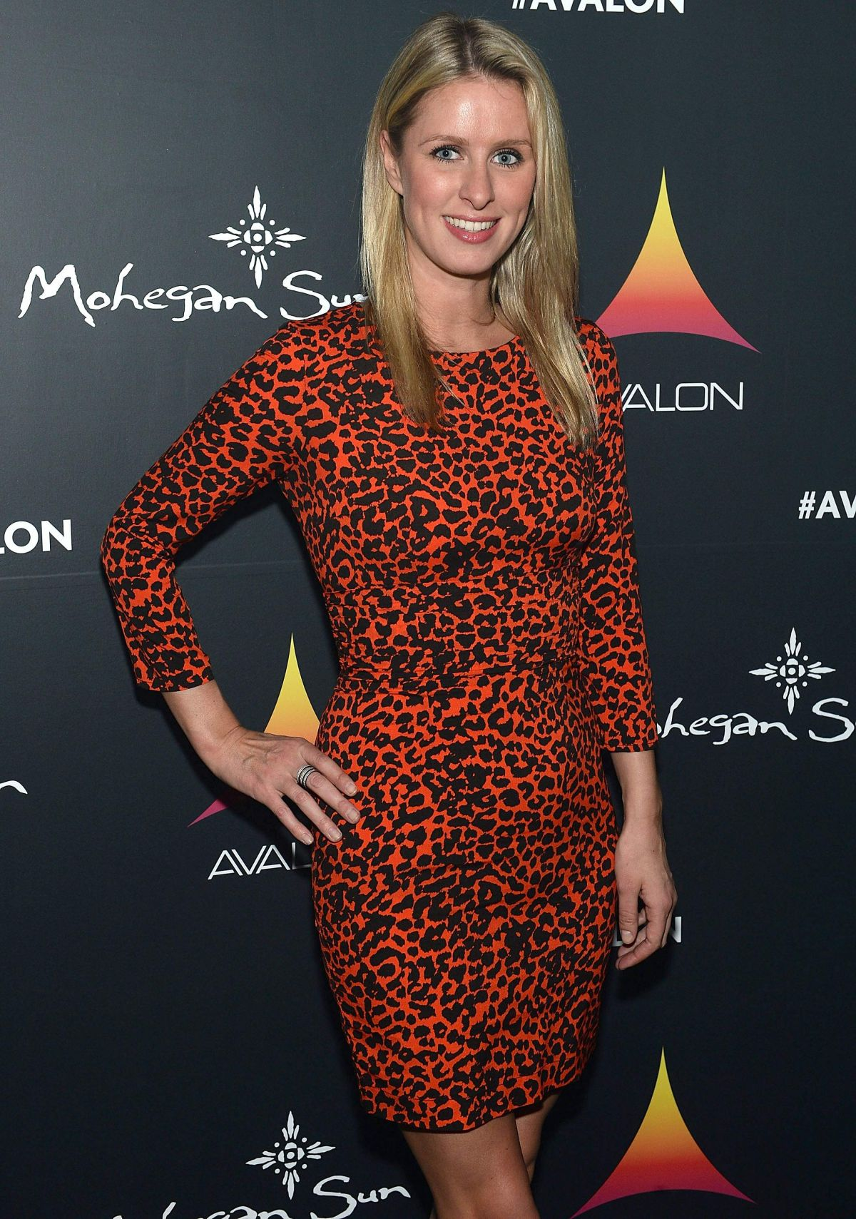 Nicky Hilton At Grand Opening Of Avalon Mohegan Sun In Uncasville City