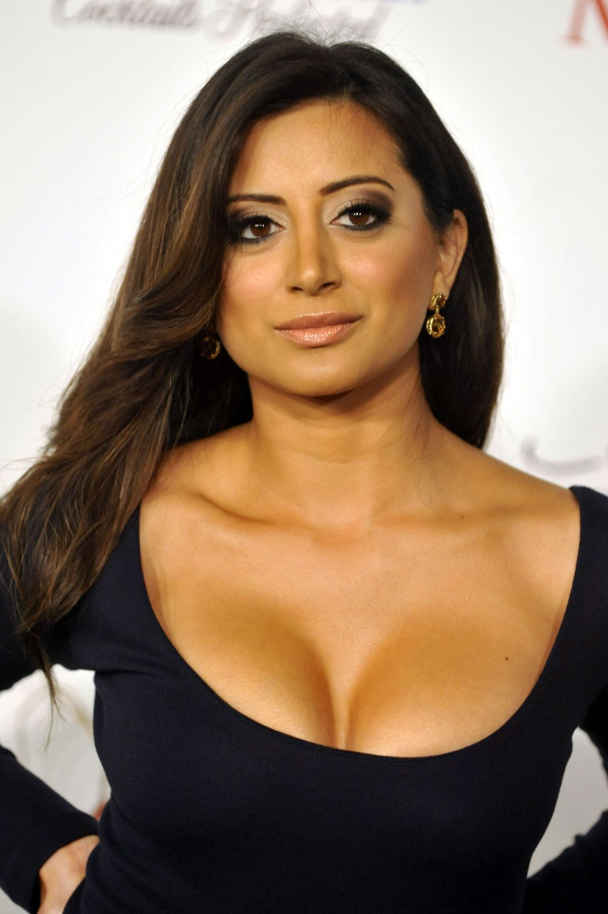 Noureen DeWulf At 11th Annual Maxim Hot 100 Party In LA - Celebzz ...