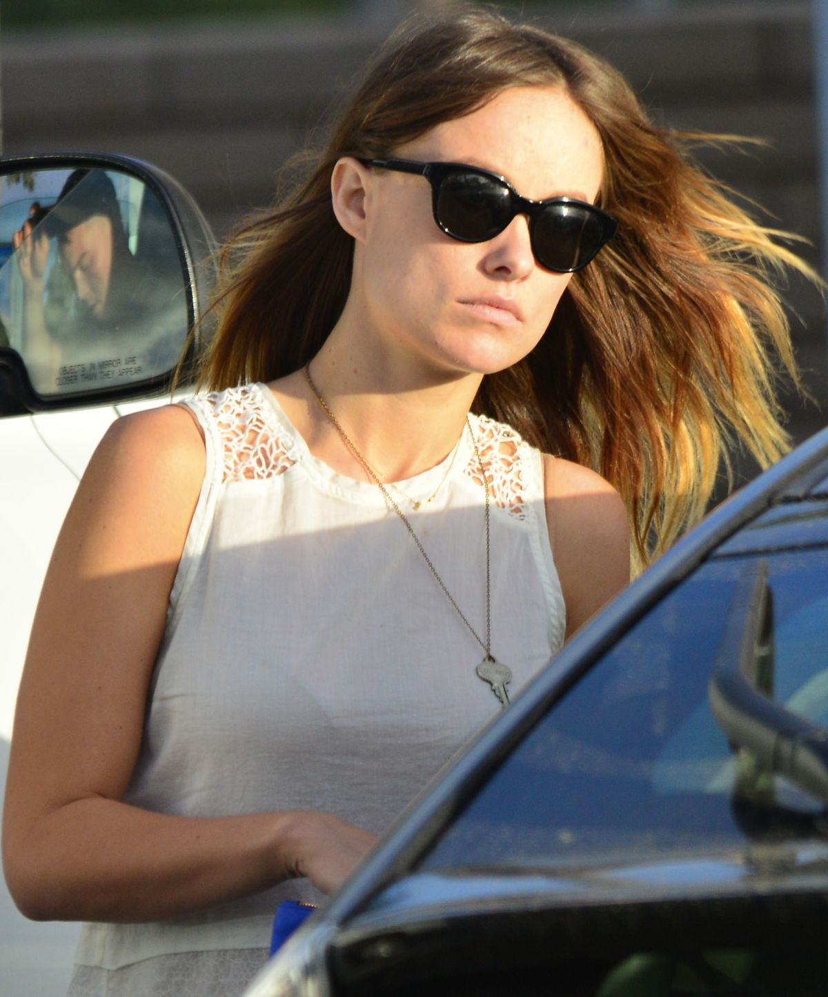 Olivia Wilde Out And About In Venice California