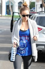 Olivia Wilde Out In West Hollywood