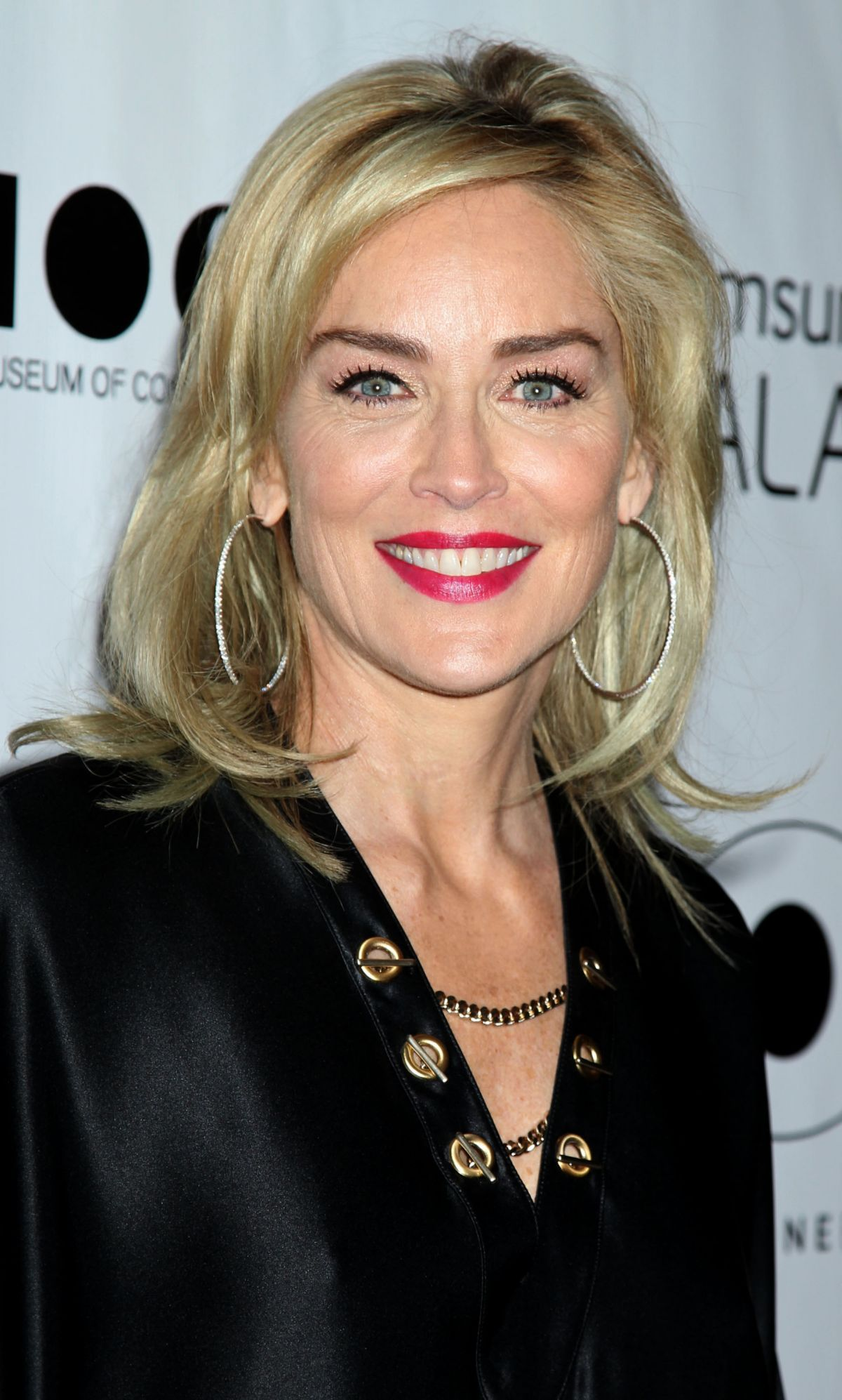 Sharon Stone At 8th MOCA Luncheon In Beverly Hills