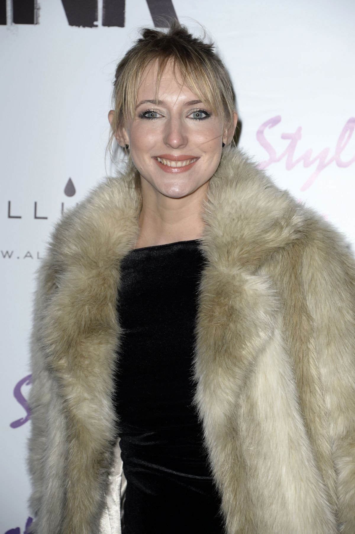 Ali Bastian At 'A Night With Nick' Annual Fundraiser At INK In London
