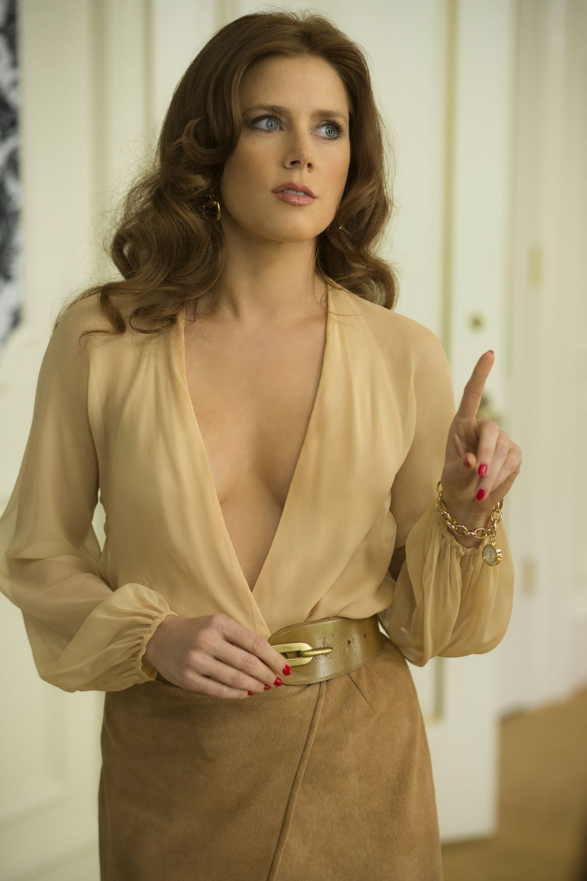 Amy Adams Promos From American Hustle