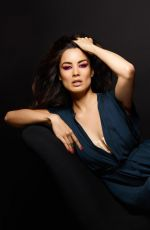 Berenice Marlohe At Eres Sunwear Summer 2013 Collection By Karl Lagerfield