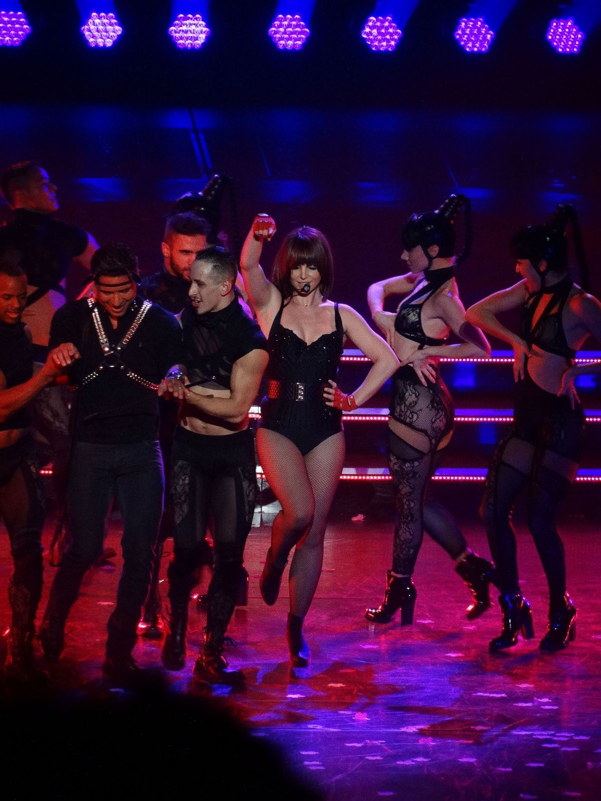 Britney Spears Vegas Britney-spears-at-piece-of